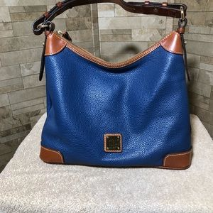 Dooney and Bourne Hobo style purse